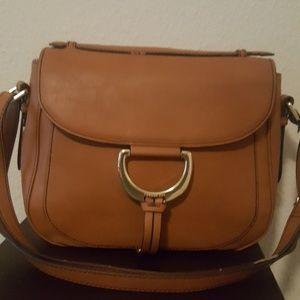 London fog brown purse